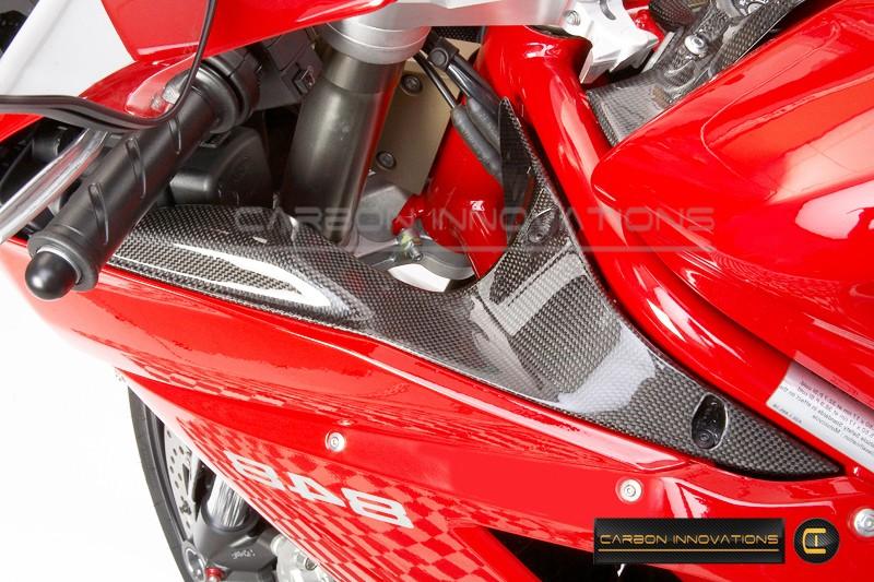 Ducati 848/1098/1198 Air Intake Side Panels Cover