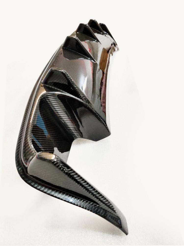 Skoda Octavia VRS Rear Bumper Diffuser