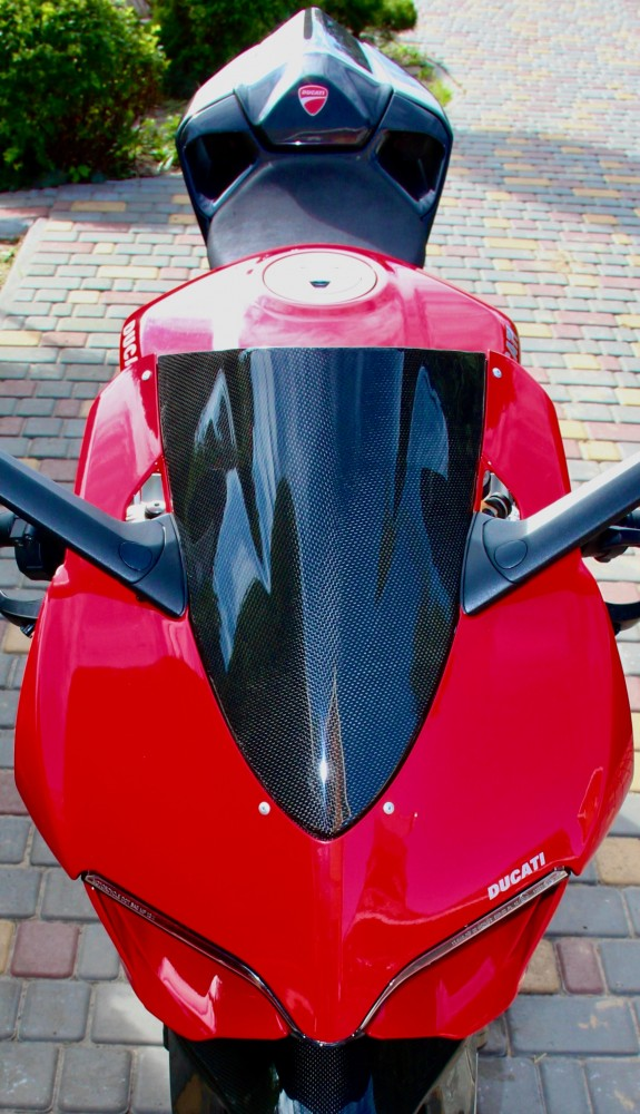 Ducati Panigale Windscreen Visor