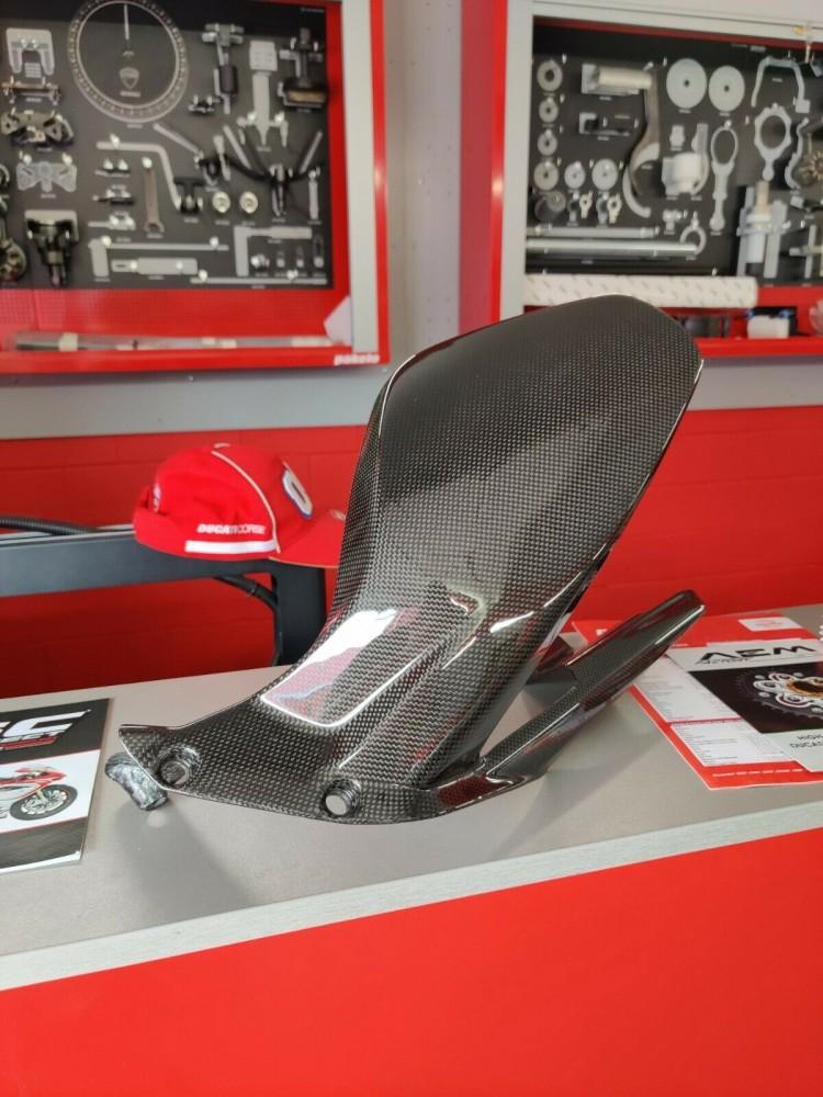 Ducati Panigale V4/Streetfighter V4 Rear Fender Hugger