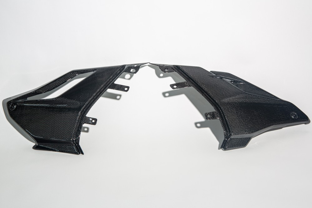 Ducati Streetfighter V4 Belly Lower Side Panels