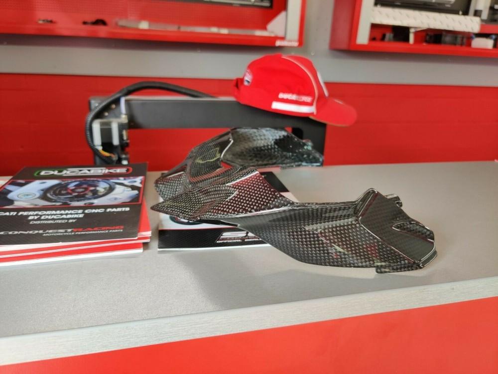 Ducati Streetfighter V4 Front Lower Headlight Cover