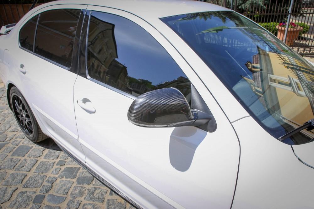 Skoda Octavia / Superb Side Mirror Covers
