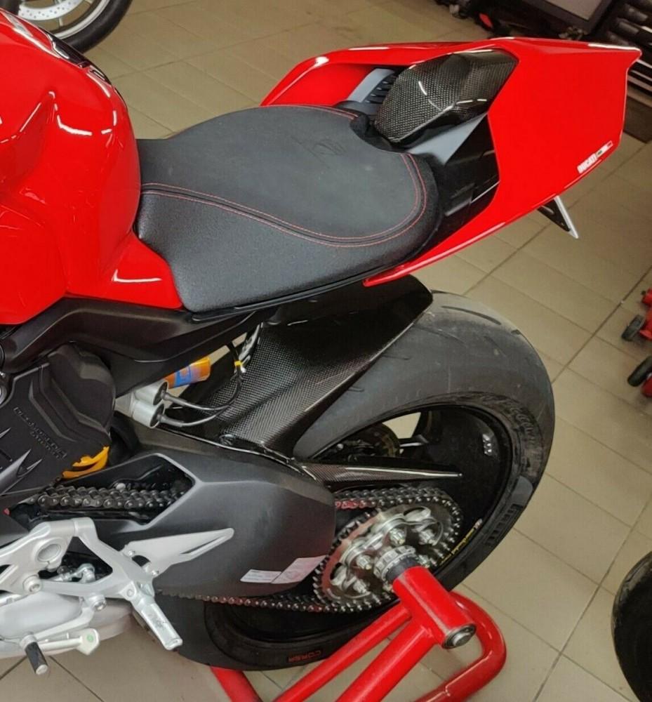 Ducati Panigale V4/Streetfighter V4/Panigale V2 Seat Pillion Cover