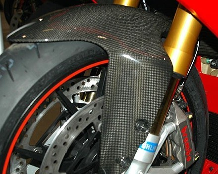 Ducati 848/1098/1198/ Streetfighter/Monster Front Fender