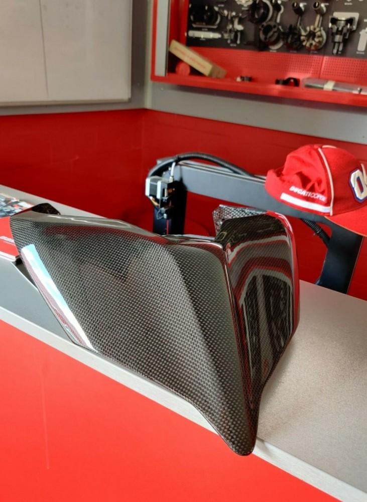 Ducati Panigale V4/Streetfighter V4/Panigale V2 Rear Solo Seat Cover
