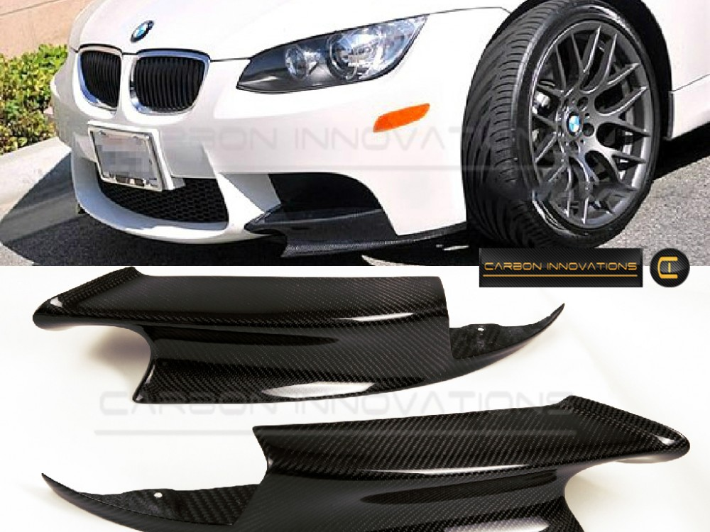Bmw M3 Front Bumper Lip Splitters Bmw Carbon Innovations