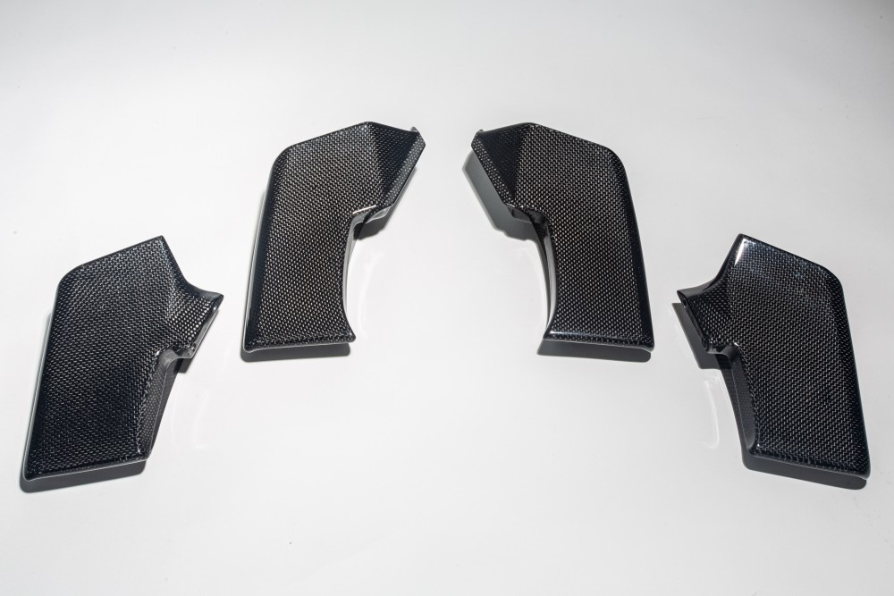 Ducati Streetfighter V4 Winglets Side Wings Kit