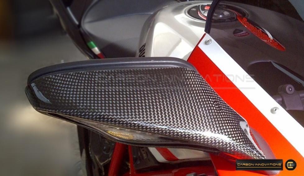 Ducati 848/1098/1198 Mirror Cover