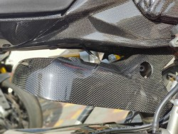Ducati Panigale Exhaust Cover