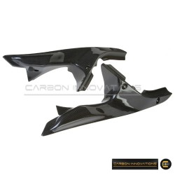Ducati 848/1098/1198 Air Intake Side Panels Cover