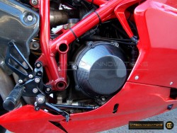 Ducati 848/1098/1198/ Streetfighter/Monster Dry Clutch Cover (Closed Style)