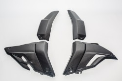 Ducati Streetfighter V4 Belly Panels with Radiator Covers Kit