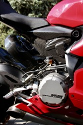 Ducati Panigale Frame Side Panels