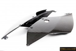 Ducati Panigale Seat Air Vents with Side Panels