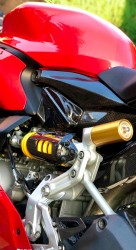 Ducati Panigale Shock Fork Suspension Cover