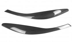 Skoda Octavia Eyebrows (Frontlight Covers)