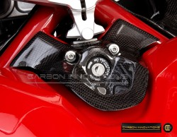 Ducati 848/1098/1198 Key Ignition Lock Cover